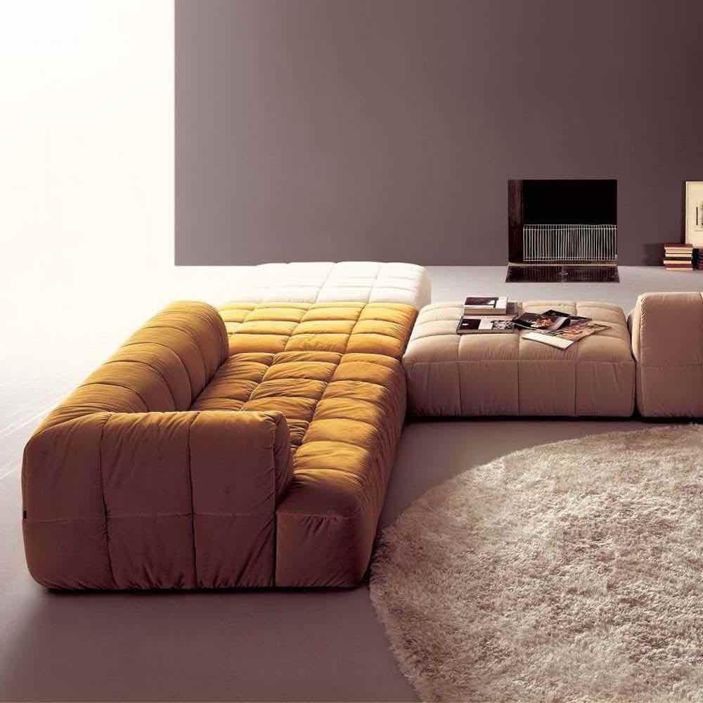 STRIP modular seating system by Cini Boeri for Artflex - Courtesy of Artflex