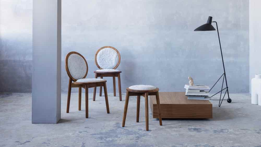 Tranquebar Collection by Boris Berlin and Satyendra Pakahlé for calyah - Courtesy of 3 Days of Design 2020