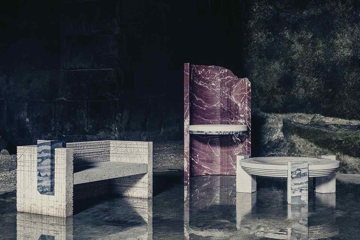 Laboratorio Morseletto + Aline Asmar D'Amman - Culture in Architecture, The Memory of Stones - Memory I - Memory III - Memory II ©Marco Zorzanello