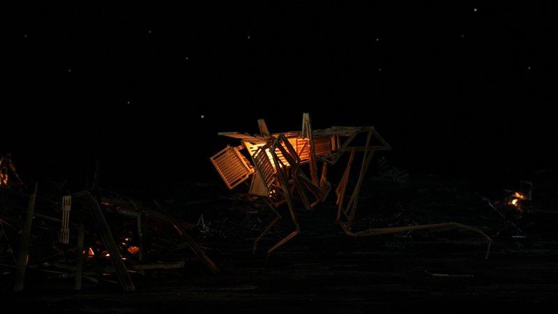 Hyperion spotlight by Paul Heijnen - Frame from Niels Hoebers' movie.