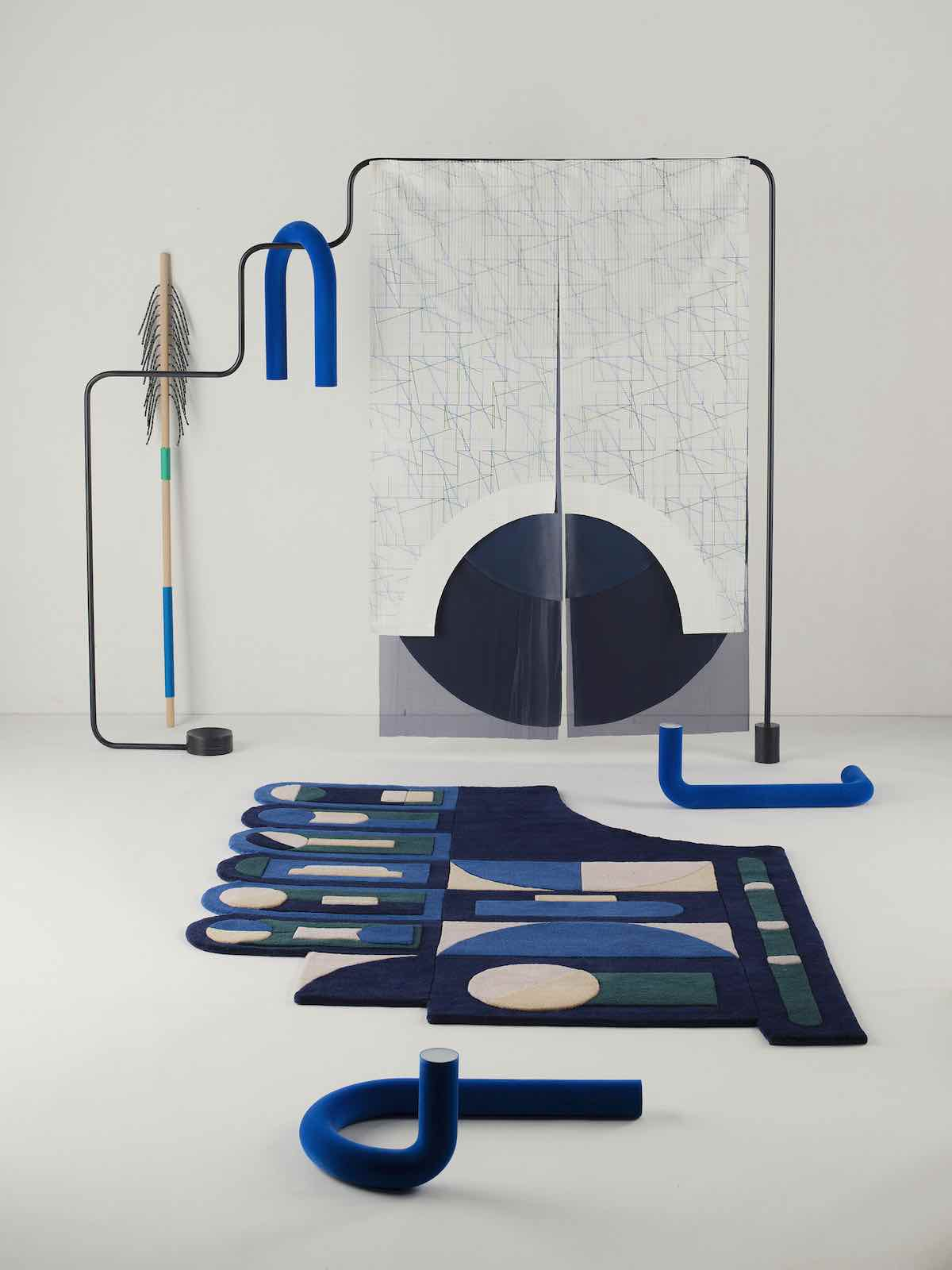 ILLUSION OF HOME collection by Anna Resei - Courtesy of DDW2020.
