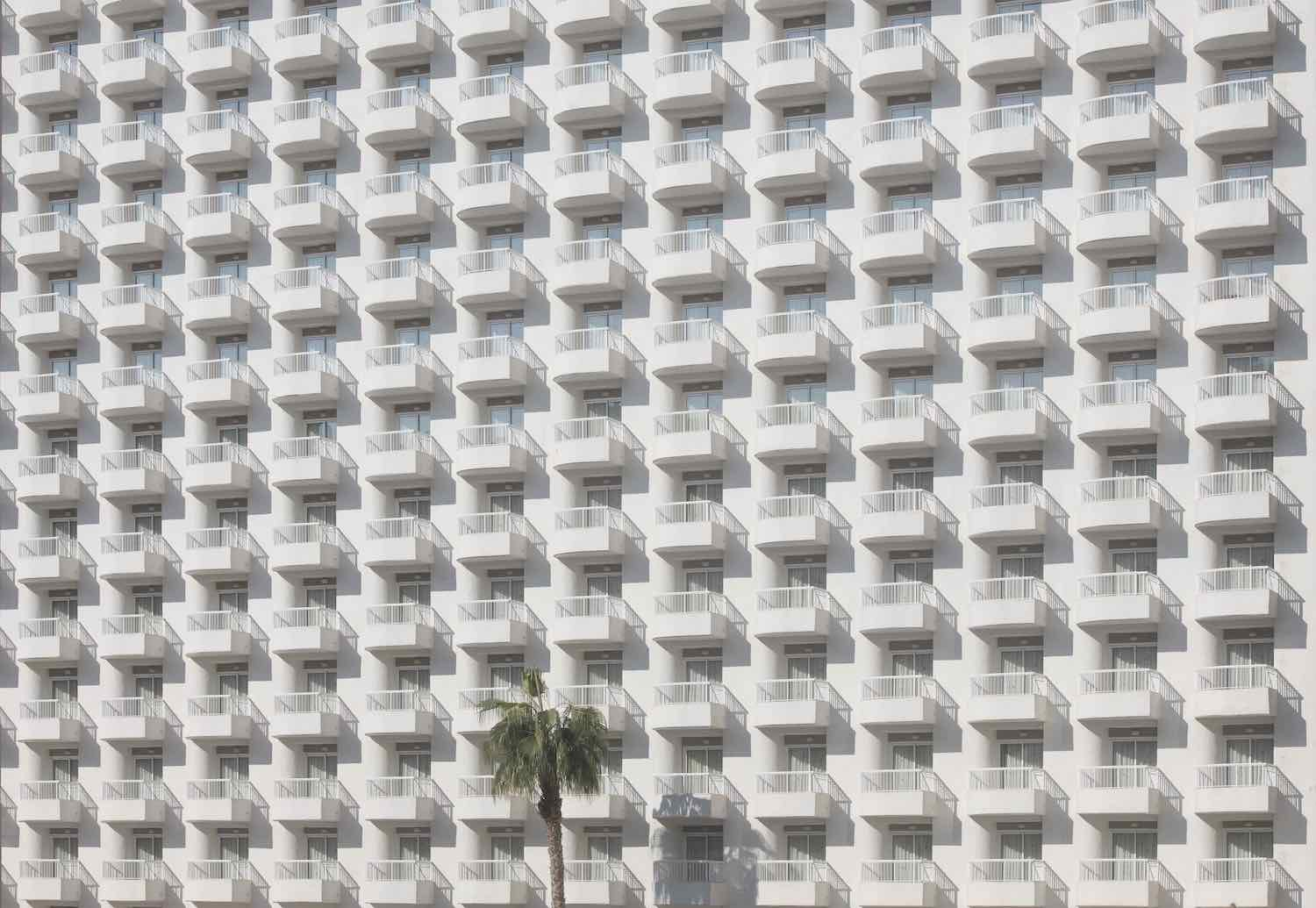BENIDORM EMPTY HOTELS photo essay by Manuel Alvarez Diestro - Photo by Manuel Alvarez Diestro.