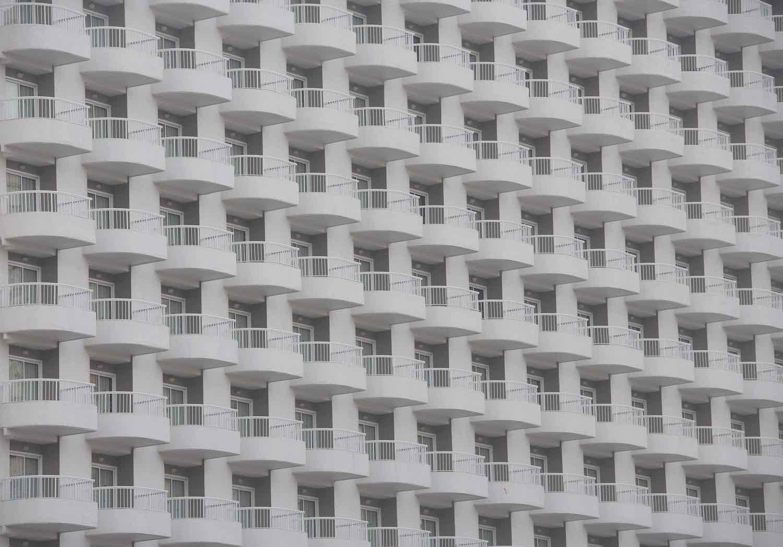 BENIDORM EMPTY HOTELS photo essay by Manuel Alvarez Diestro - Photo by Manuel Alvarez Diestro.