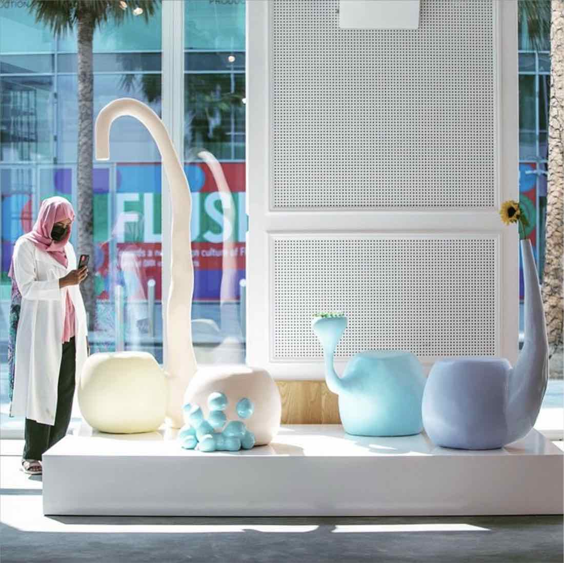 Pinterest: Dubai Design Week