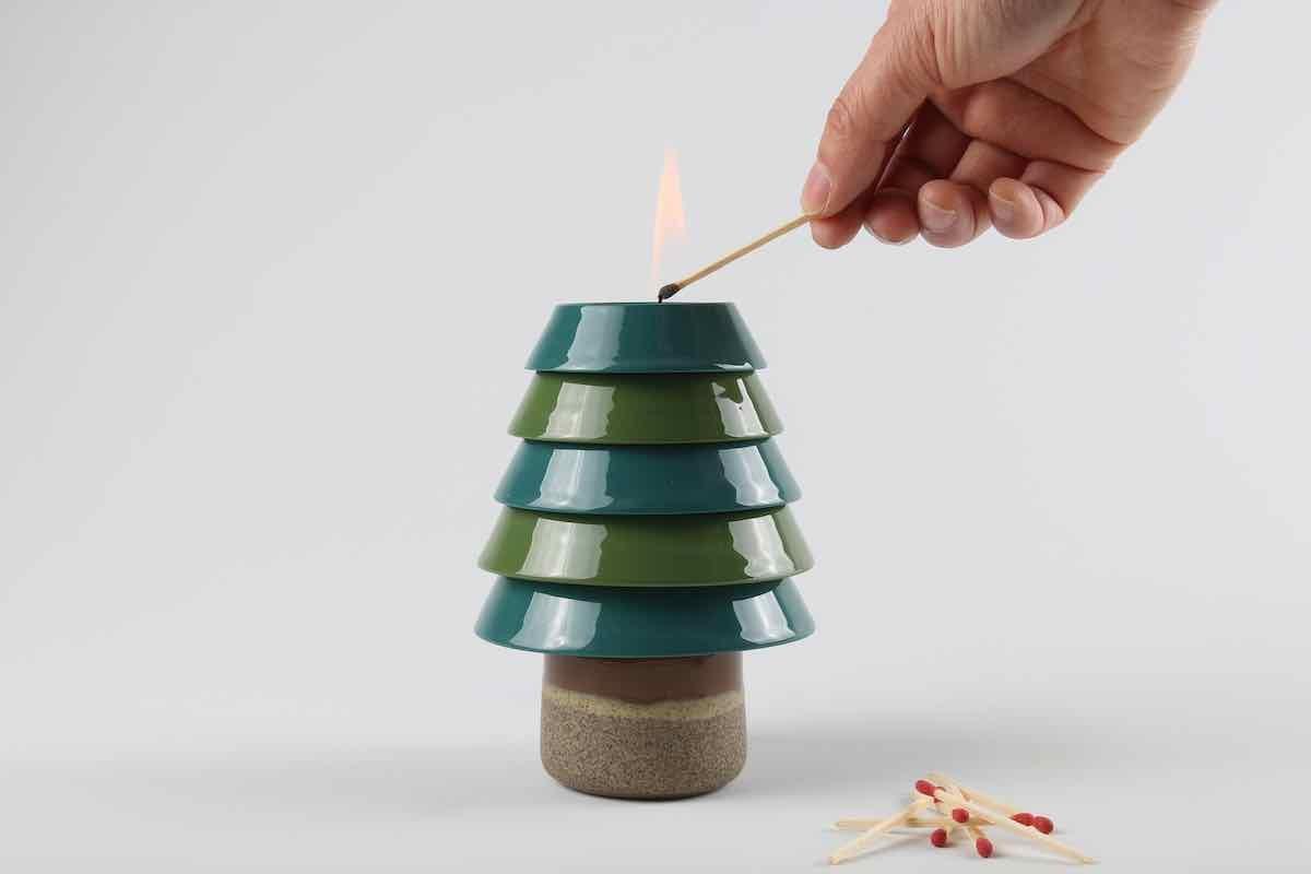 Ceramic Xmas Treet