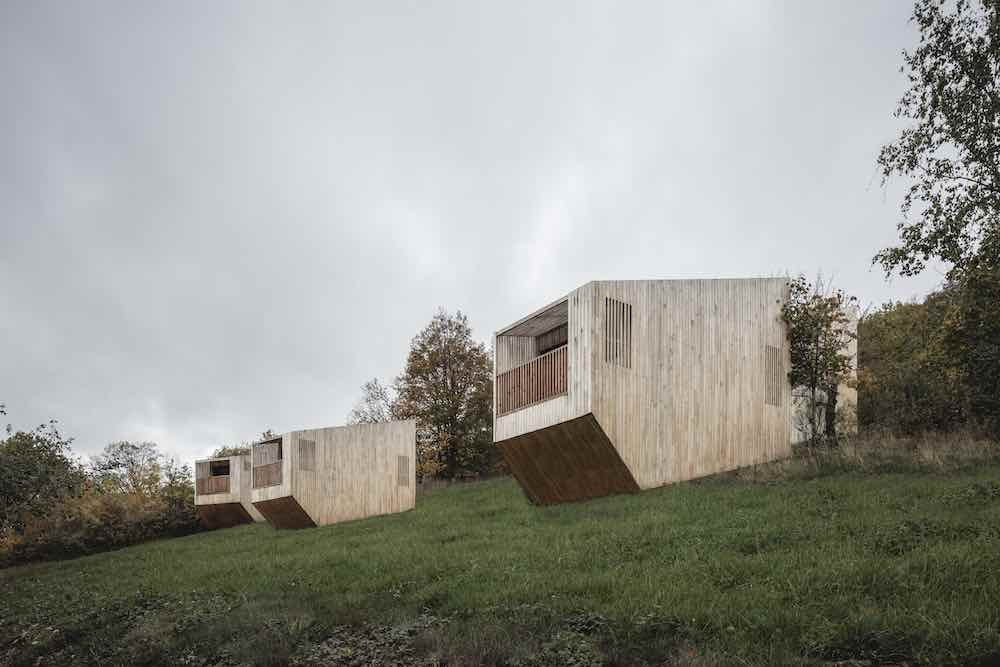 48°Nord Landscape Hotel by Reiul Ramstad Arkitekter - Photo by ©11h45.