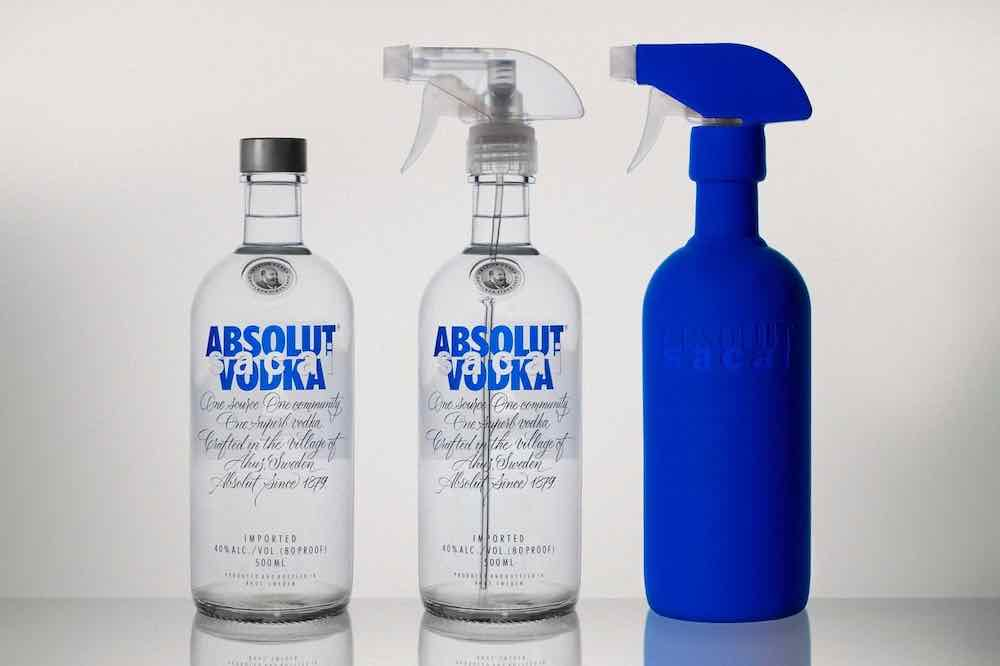 ABSOLUT. sacai - Photo by ABSOLUT. vodka.