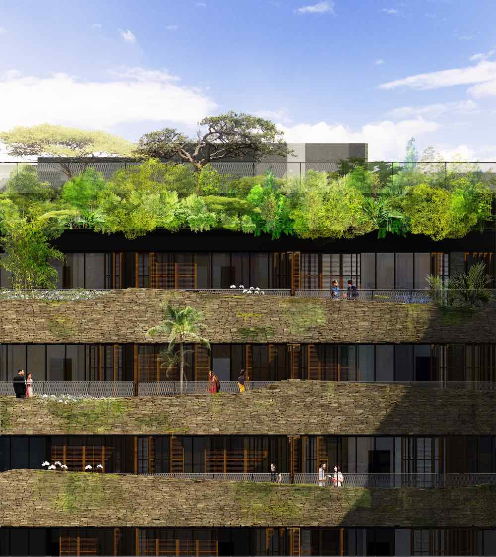 AQUARELA images by Ateliers Jean Nouvel with Alberto MEDEM and Humboldt Arquitectos S.L.