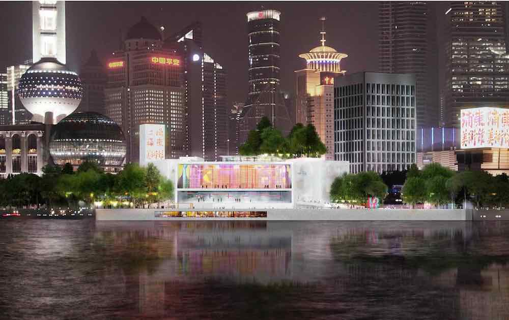 Pudong Art Museum by Ateliers Jean Nouvel - Image by Ateliers Jean Nouvel