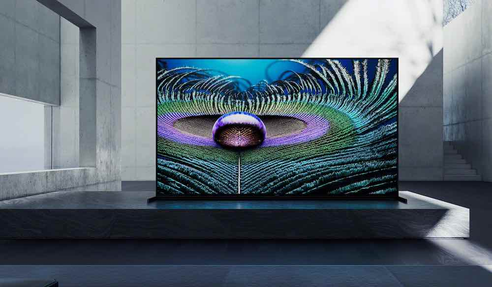 Sony's 85-inch Master Series Z9J TV - © Sony.