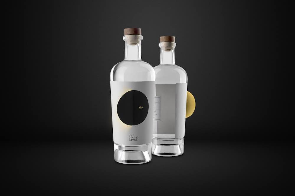 The Eclipse Gin by Brand Breeder, design by Spazio di Paolo - Photo by Spazio di Paolo.
