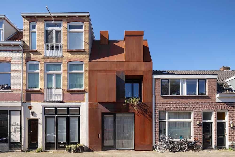 Steel Craft House by Zecc Architecten - Photo by Stijn Poelstra on behalf of Zecc Architecten.