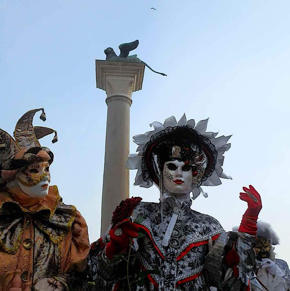 Venice Carnival - Photo by Archipanic.