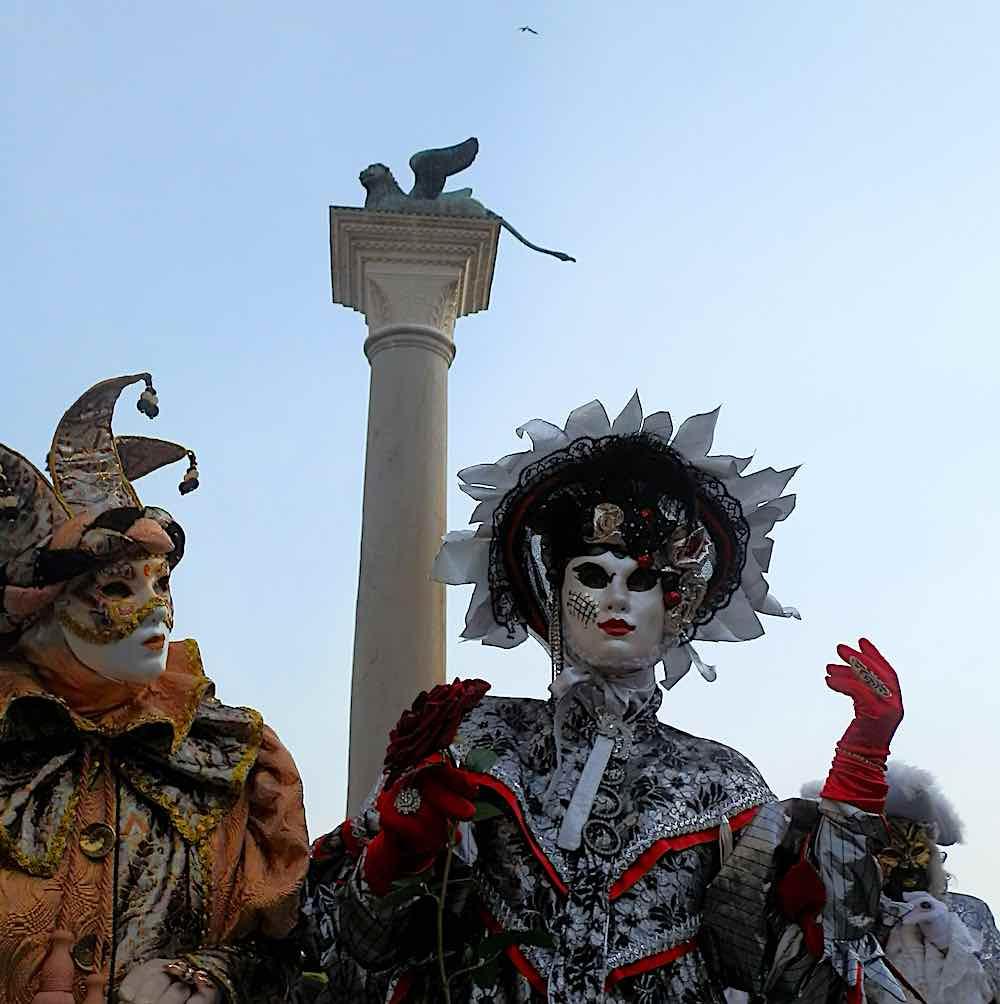 Venice Carnival - Photo by Archipanic.