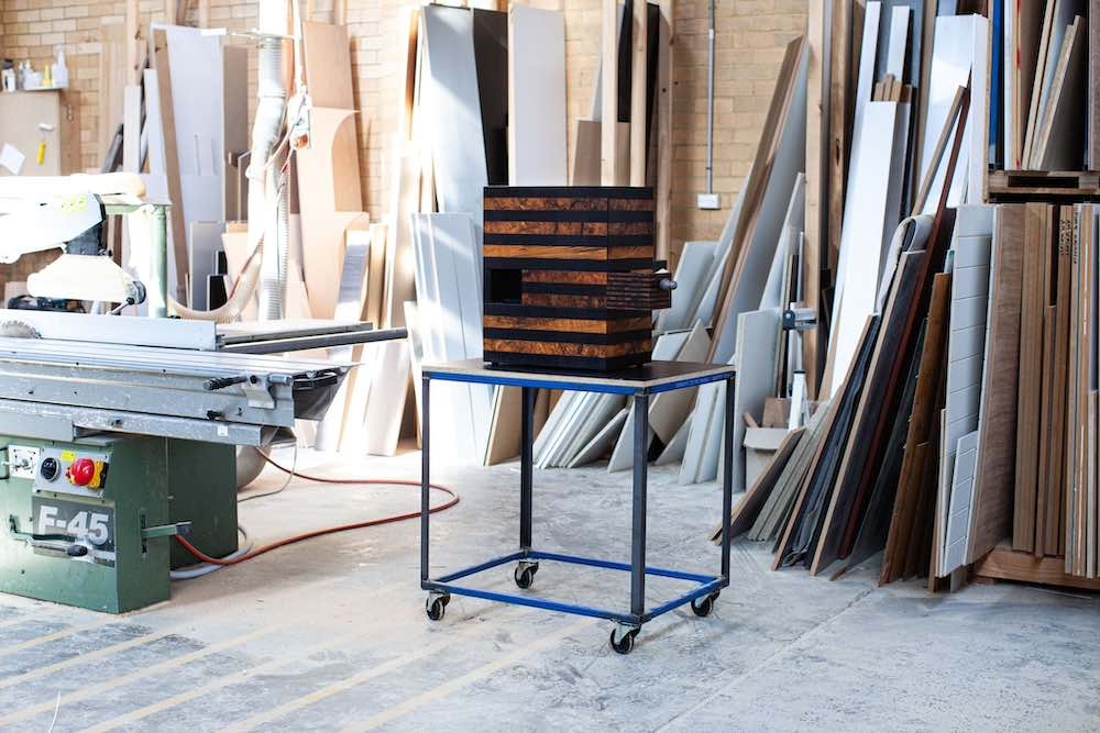 Broached Recall - Courtesy of Melbourne Design Week 2021