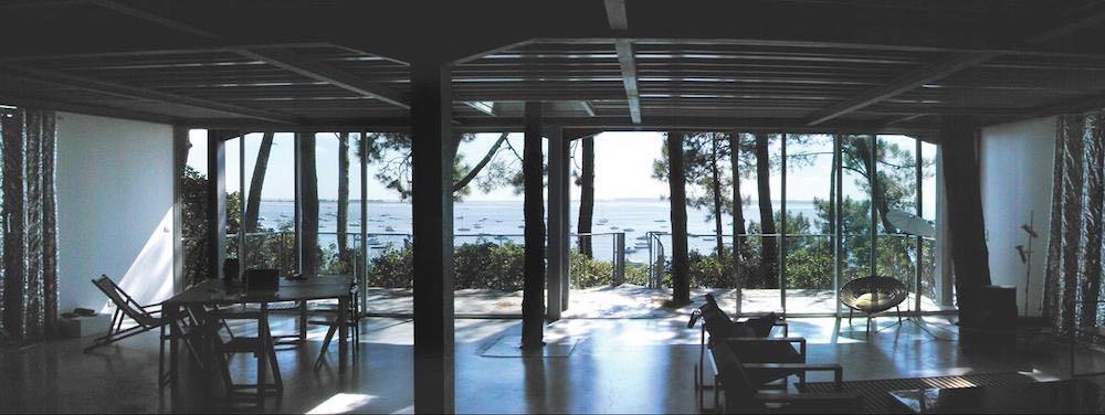 Cap Ferret House - hoto courtesy of Lacaton & Vassal