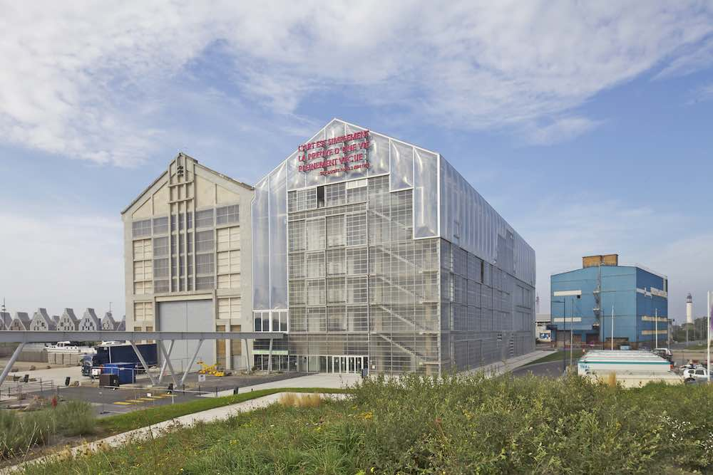 Lacaton and Vessal winf the 2021 Pritzker Prize. FRAC Nord-Pas de Calais - All photos by Philippe Ruault unless stated otherwise.