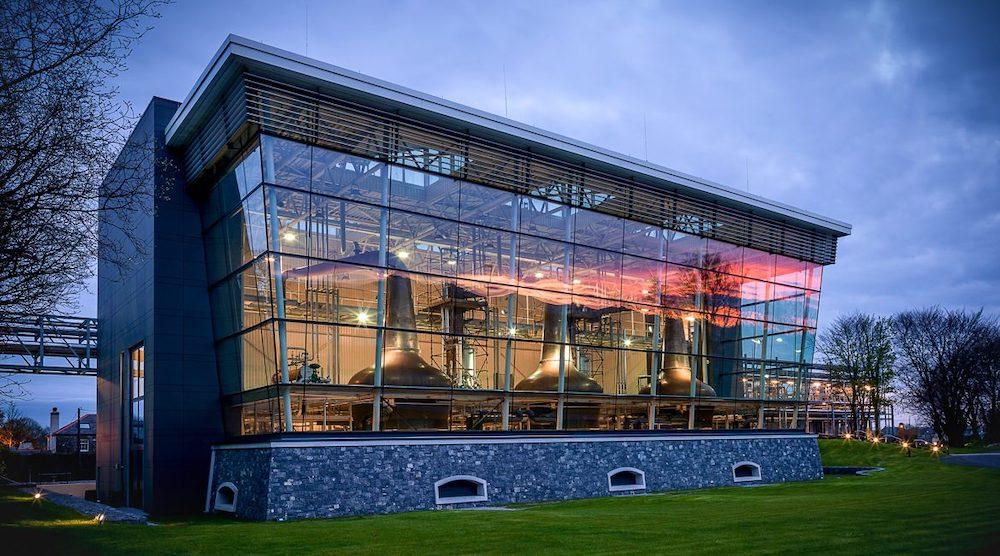 Jameson Irish Whiskey Garden Still House by Wain Morehead Architects - Photo by Wain Morehead Architects.