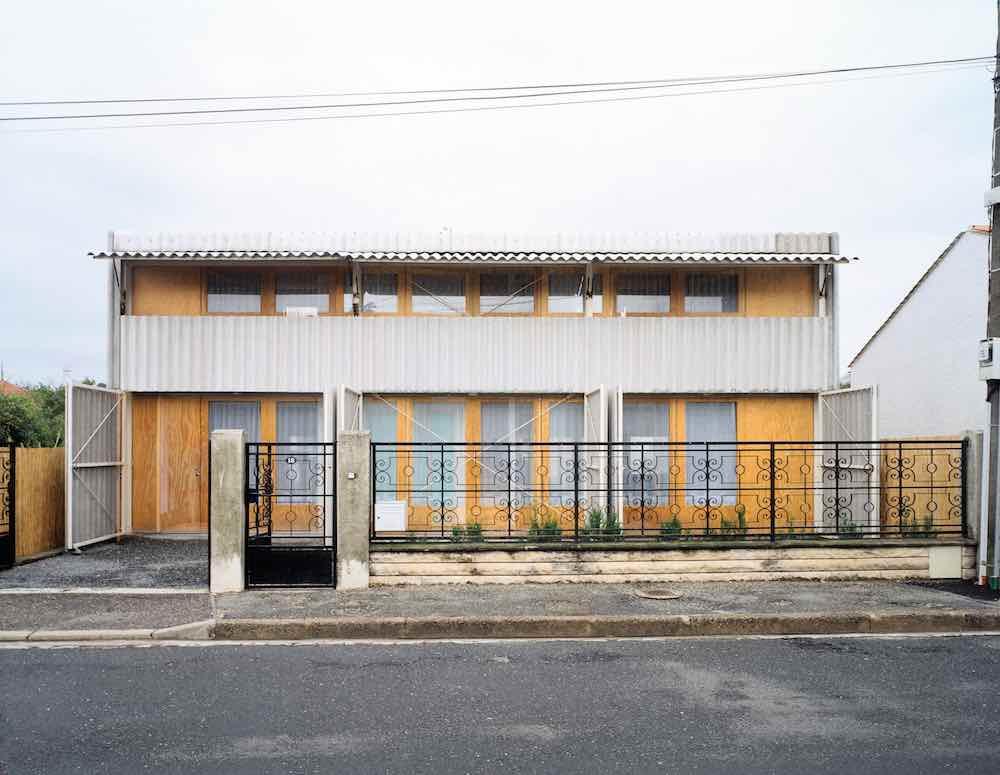 Latapie House - photo courtesy of Philippe Ruault