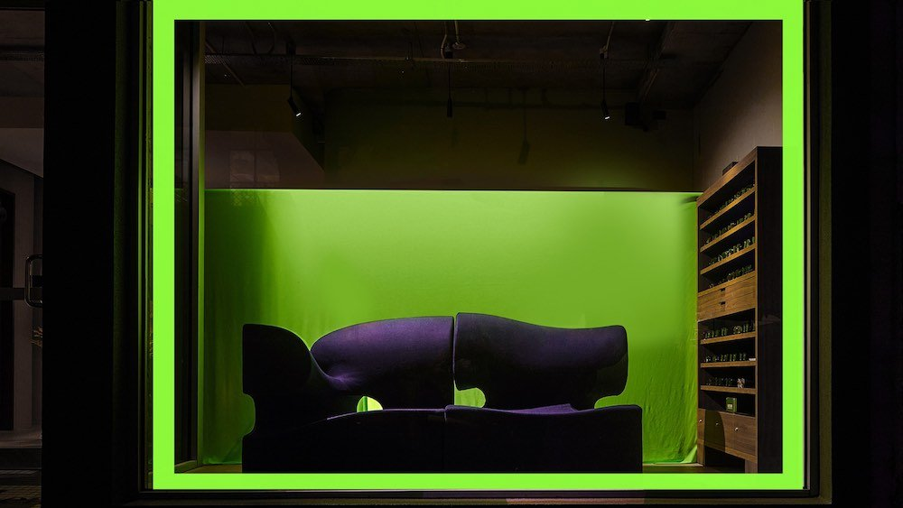 Misfits by Ron Arad @ the COMMUNITY storefront exhibiton - Photo by Jana Longhorst.