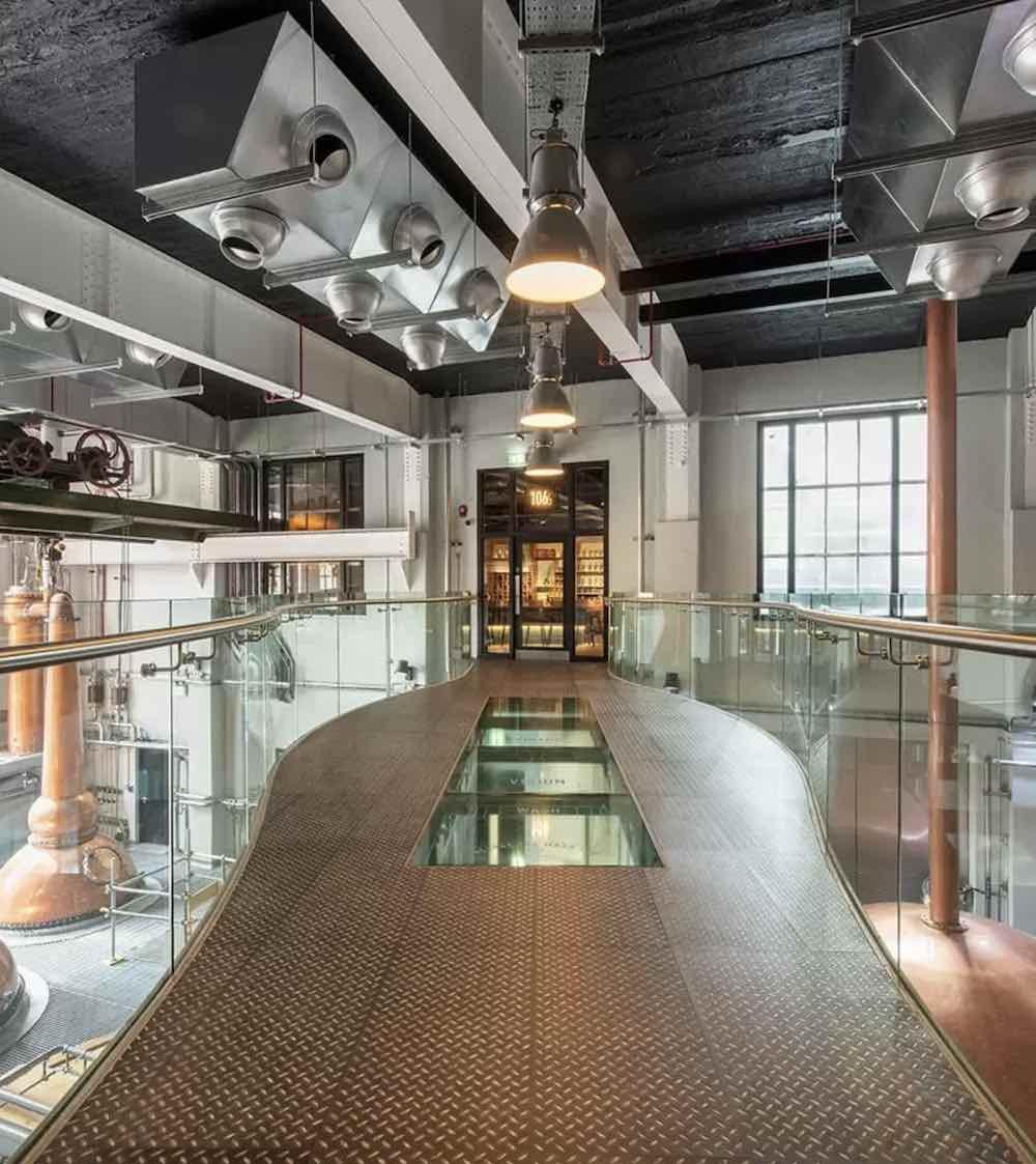 Roe & Co Distillery by RKD - Photo by RKD.