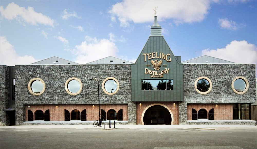 Teeling Distillery, Dublin - Photo by Teeling.