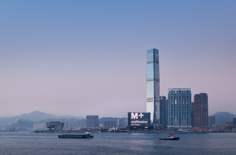 M+ by Herzog & de Meuron, Hong Kong, 2021 - Photo by Virgile Simon Bertrand.