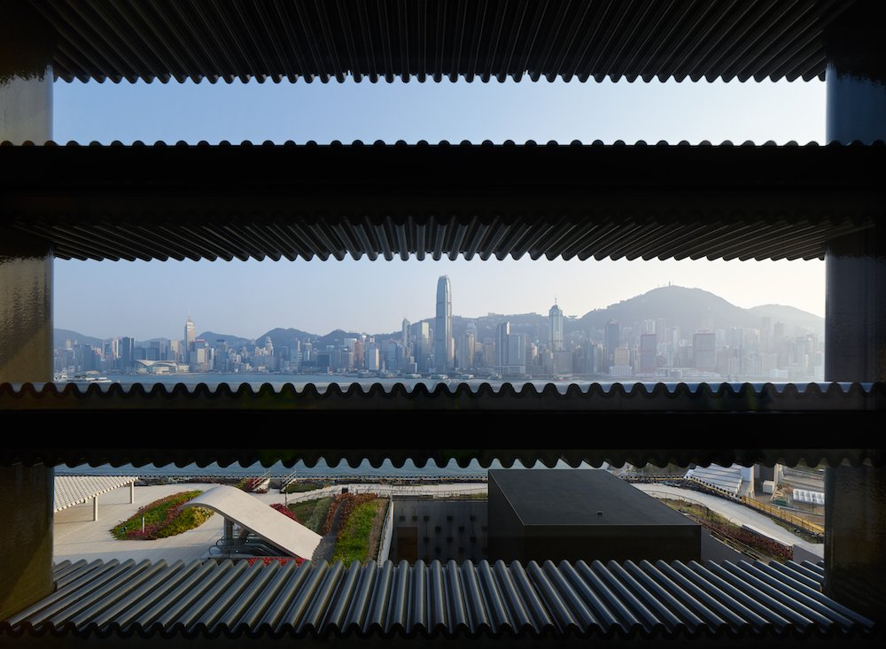 M+ by Herzog & de Meuron, Hong Kong, 2021 - Photo by Virgile Simon Bertrand.