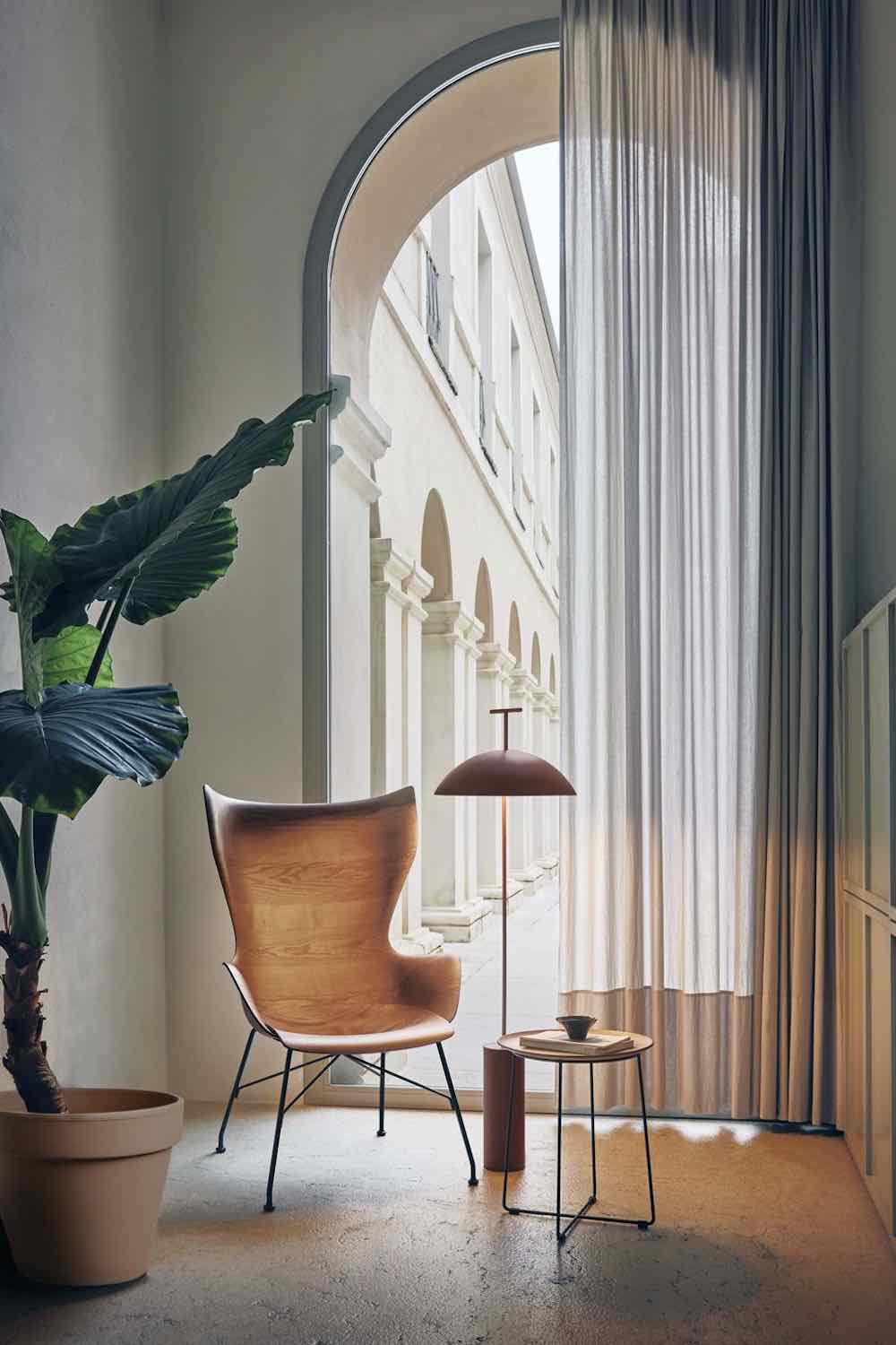 GEEN-A by Ferruccio Lavianofor Kartell - Photo by Sara Magni, ©Kartell.