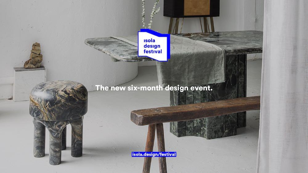 Isola Design Festival 2020 - Courtesy of Isola Design Festival