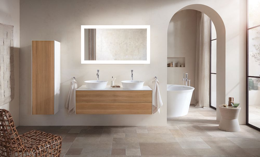 WHITE TULIP by Philippe Starck x Duravit - Courtesy of Philippe Starck.