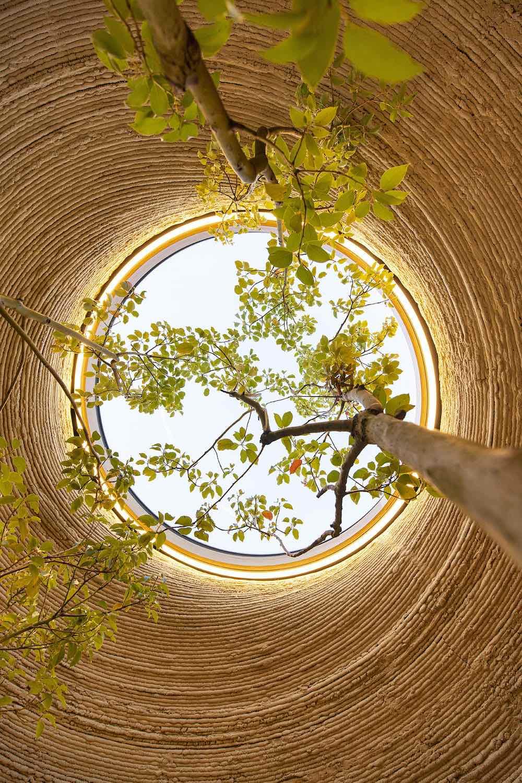 TECLA by MCA Mario Cucinella Architects and WASP - Photo by Iago Corazza.
