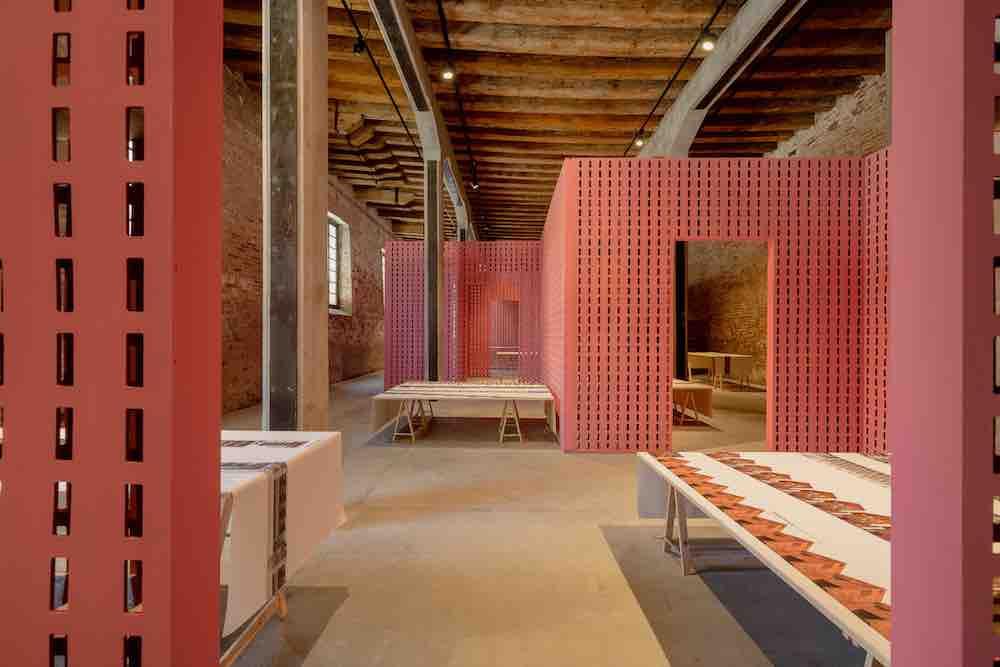 Argentina Pavilion @ Venice Architecture Biennale 2021 - Photo by Andrea Avezzù.