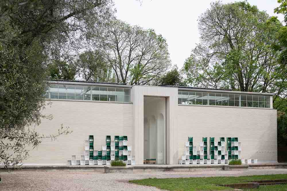 WE LIKE, PLATFORM AUSTRIA, Austria pavilion @ Venice Architecture Biennale 2021- © Ugo Carmeni. All photos: courtesy of Austria.Pavilion.