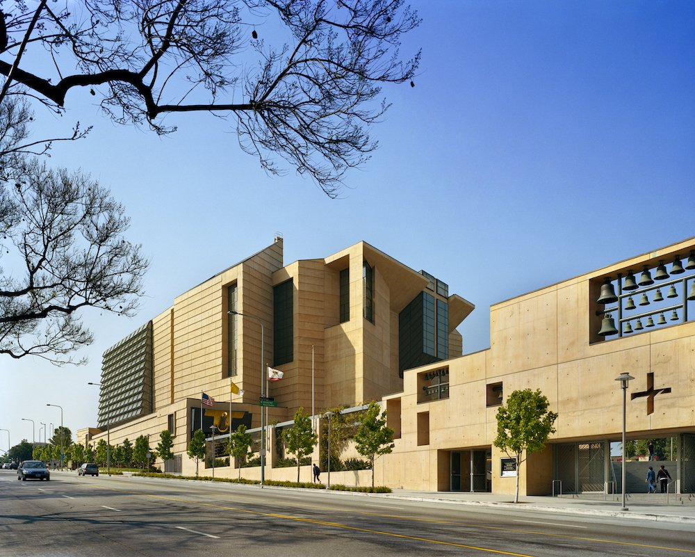 Cathedral of Our Lady of the Angels by Rafael Moneo, LA, 1996-2002 - © Micheal Moran.