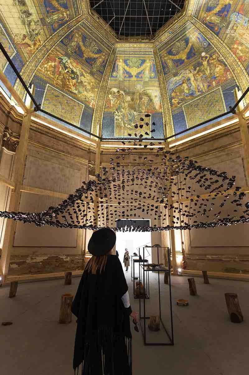 Central Pavilion @ Venice Architecture Biennale 2021 - Photo by Francesco Galli.