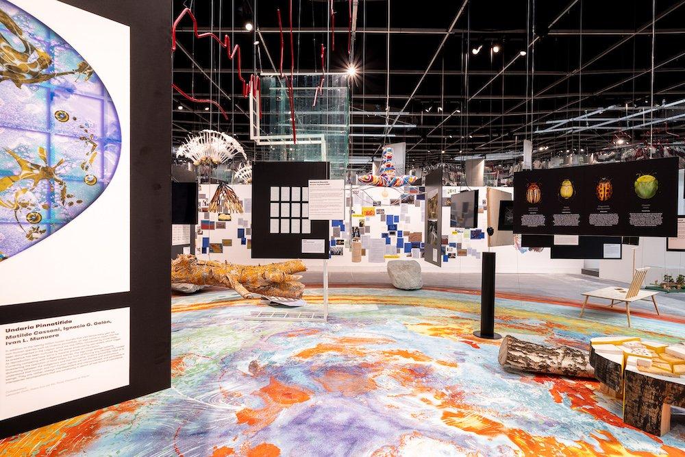 'Future Assembly' exhibition @ Venice Architecture Biennale 2021 - Photo by Andrea Avezzù.