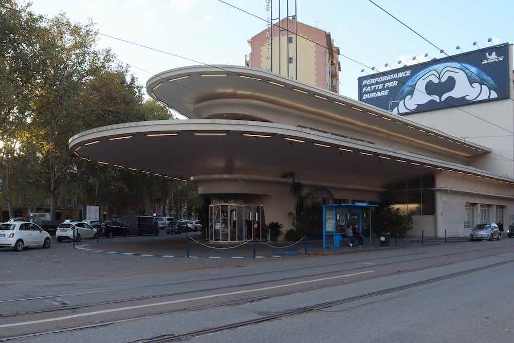 Garage Italia, renovation by Michele De Lucchi - Courtesy of Alpha District