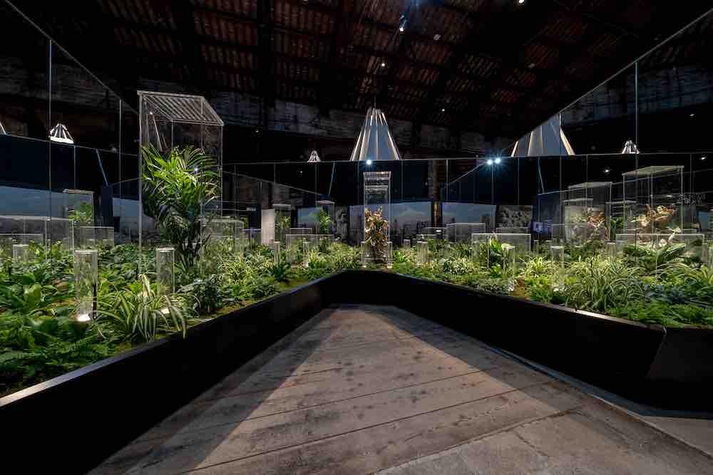 Italy Pavilion @ Venice Architecture Biennale 2021 - Photo by Andrea Avezzù.