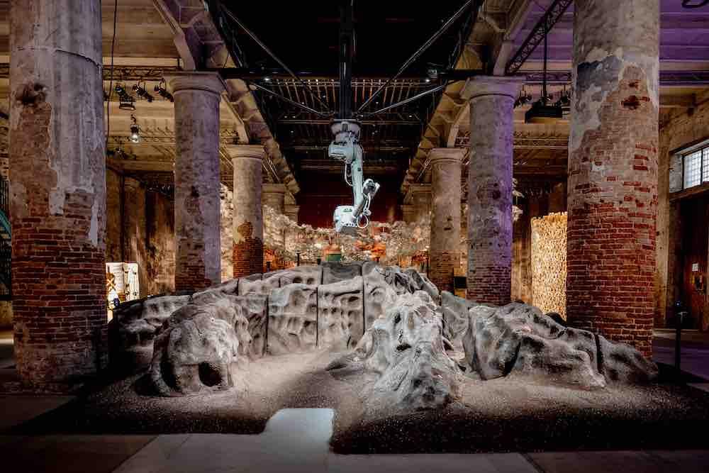 MAIED @ Venice Architecture Biennale 2021 - Photo by Andrea Avezzù.