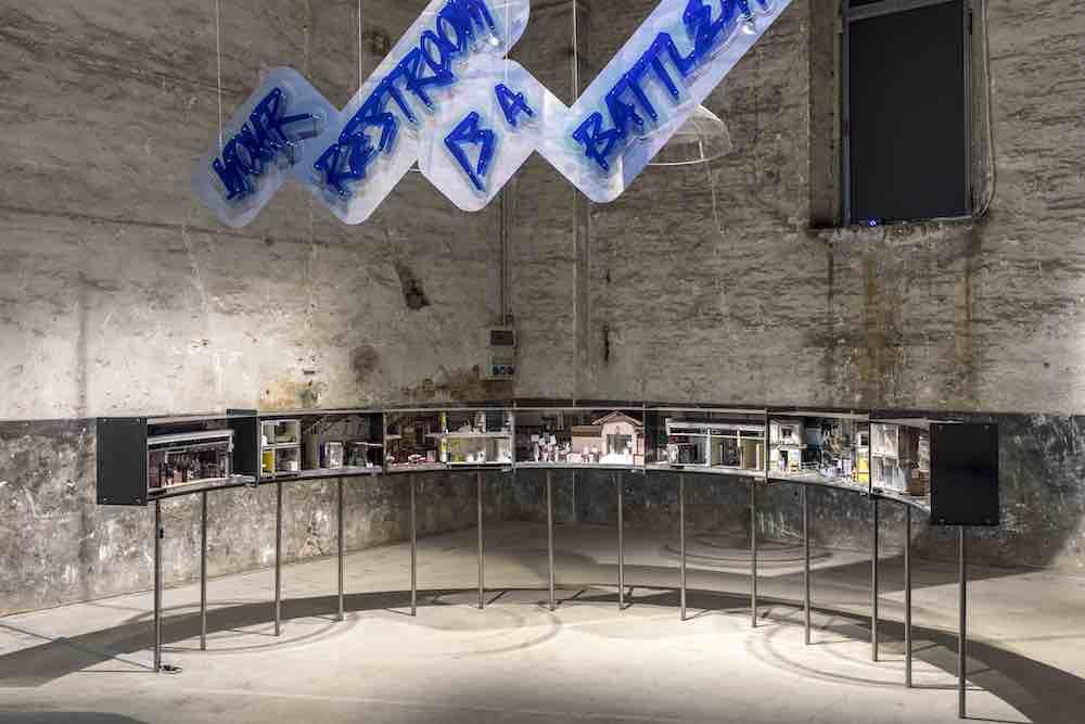 Matilde Cassani @ Venice Architecture Biennale 2021 - Photo by Francesco Galli