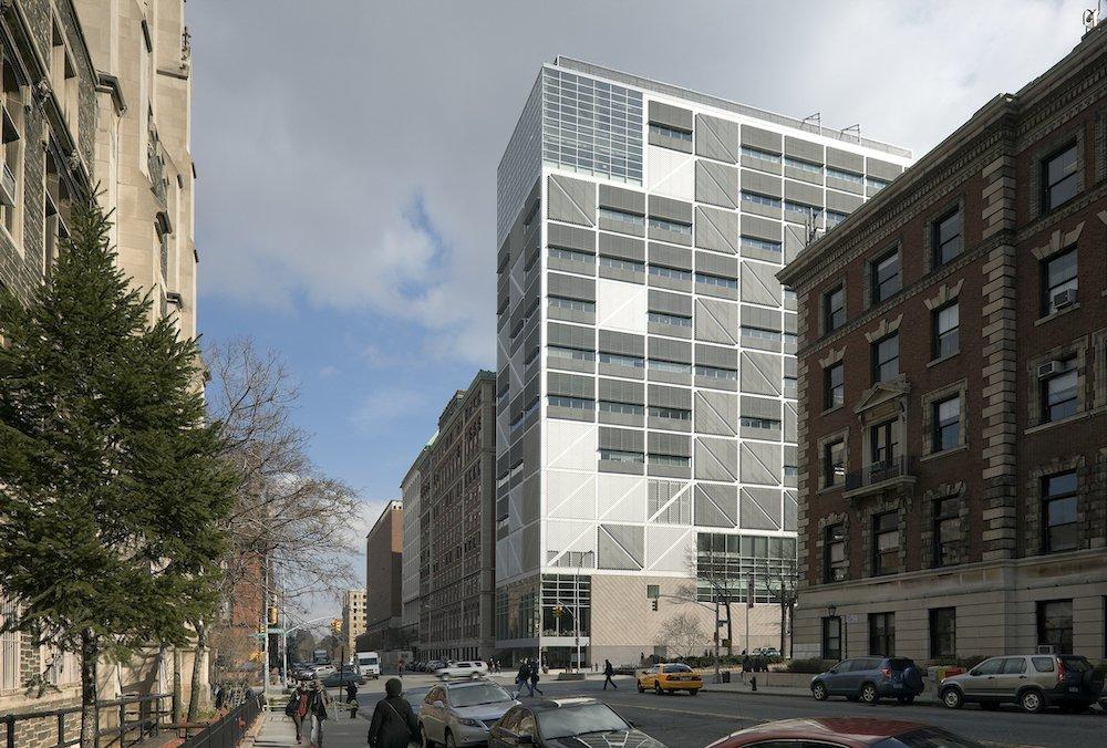 Northwest Corner Building by Rafael Moneo in New York, USA, 2005-2009 - Photo by Duccio Malagamba.