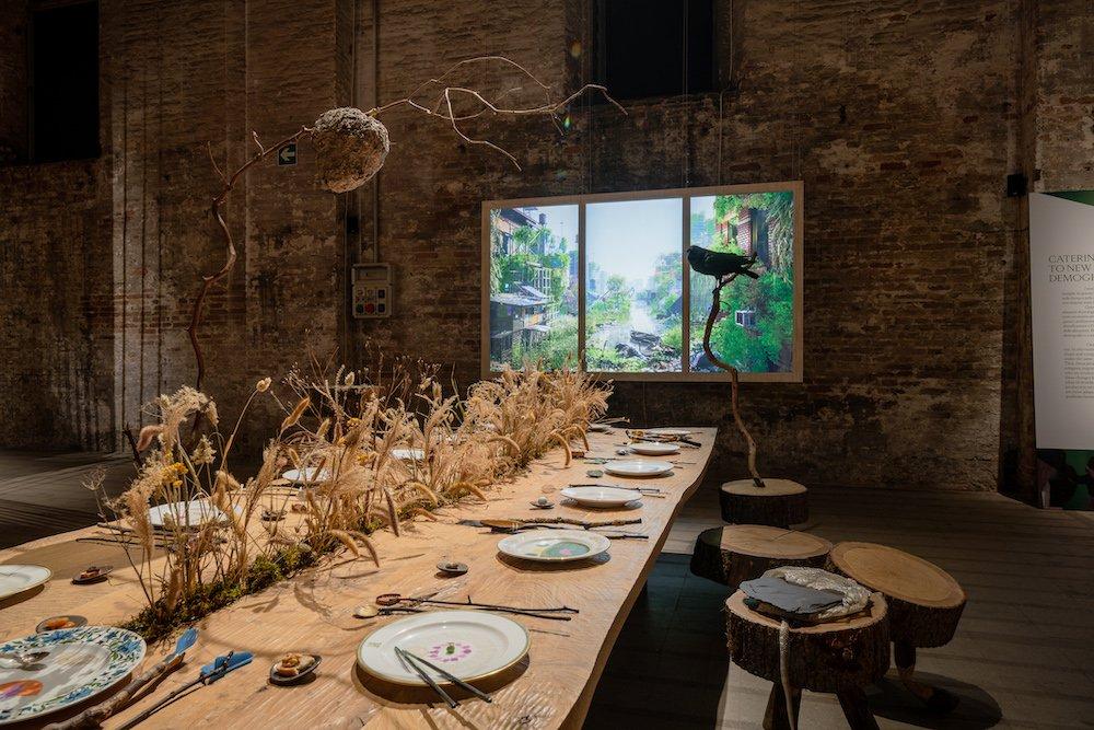 Superflux @ Venice Architecture Biennale 2021 - Photo by Marco Zorzanello.