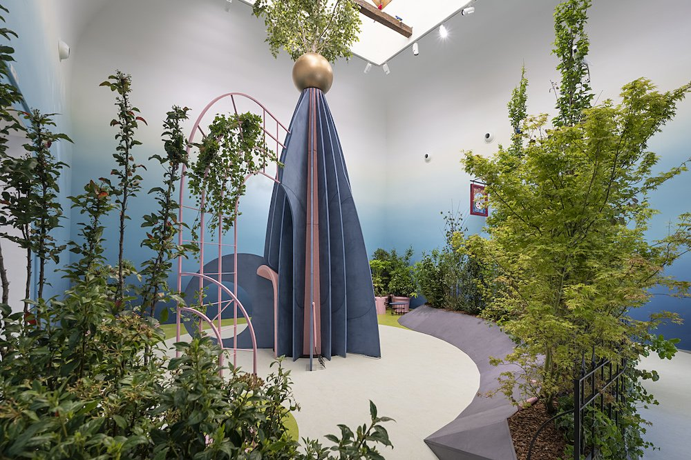 THE GARDEN OF PRIVATISED DELIGHTS, British Pavilion at Venice Biennale 2021 - All photos by Cristiano Corte.