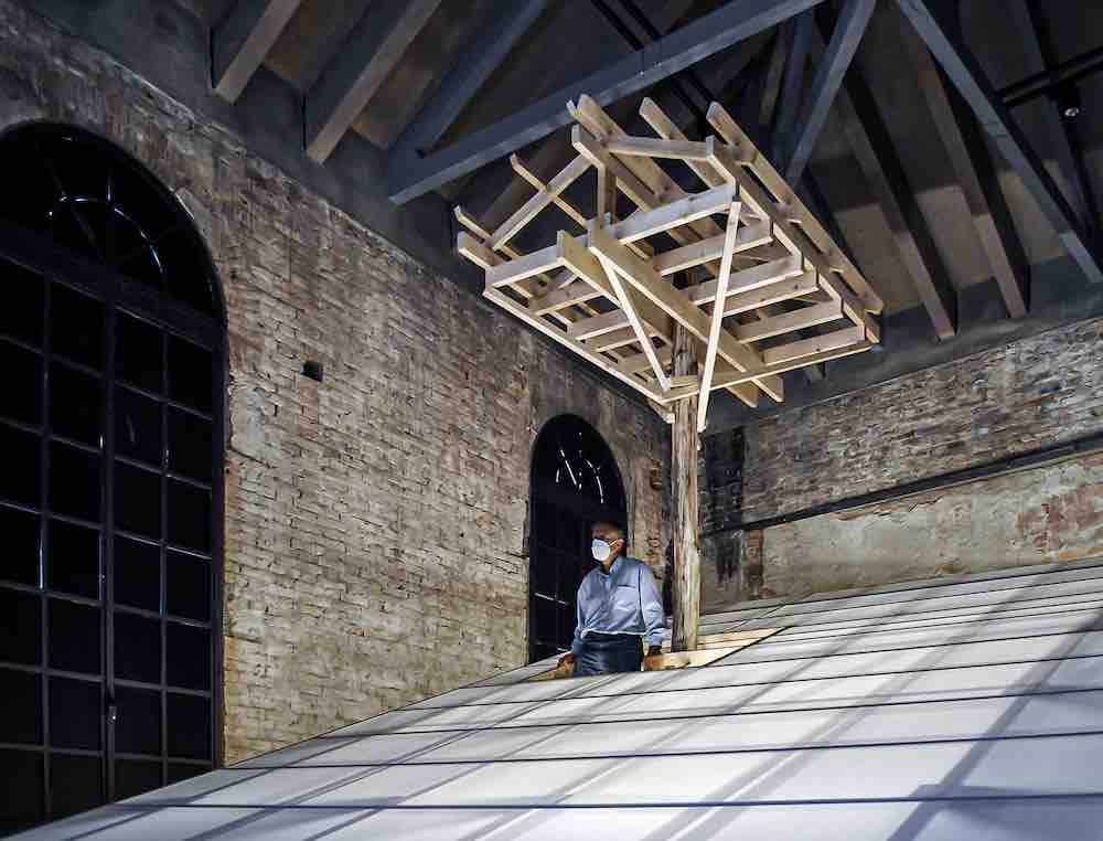 Thailand Pavilion at Venice Architecture Biennale 2021 - Photo by Fulvio Toso.