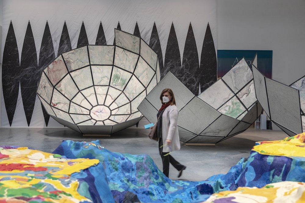 Venice Biennale 2021, Central Pavilion - Photo by Marco Zorzanello