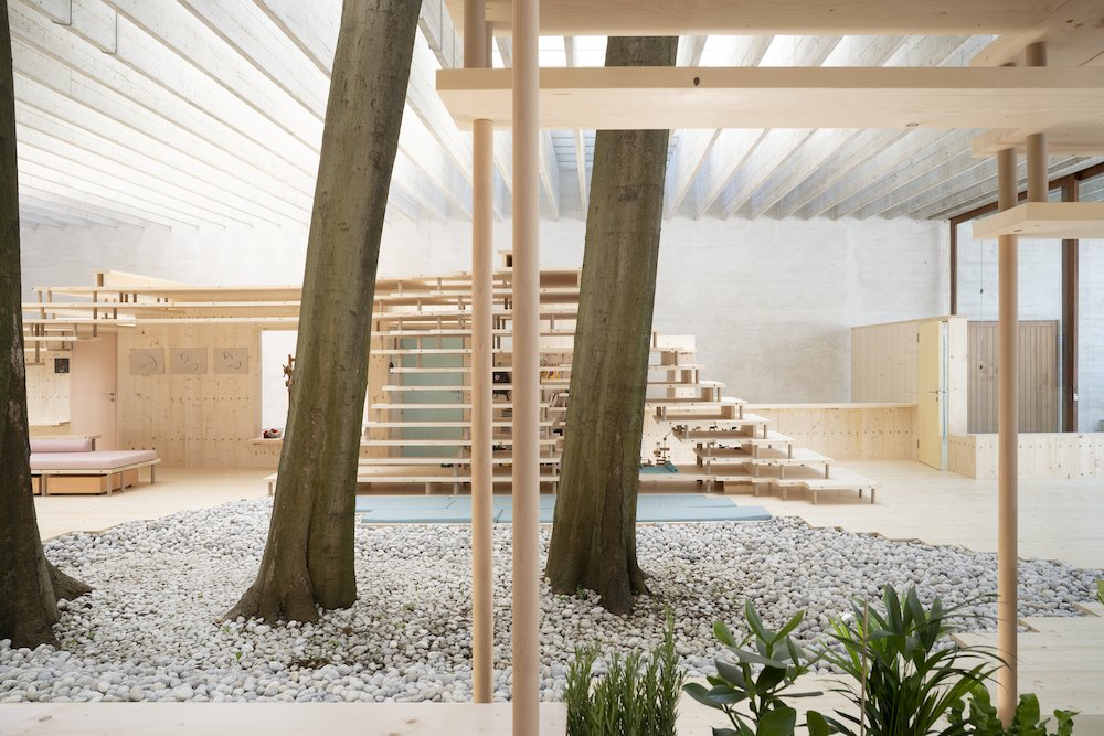 WHAT WE SHARE. Nordic Pavilion @ Venice Biennale 2021 - Photo by Chiara Masiero Sgrinzatto and Luca Nicolò Vascon, credits National Museum of Norway.
