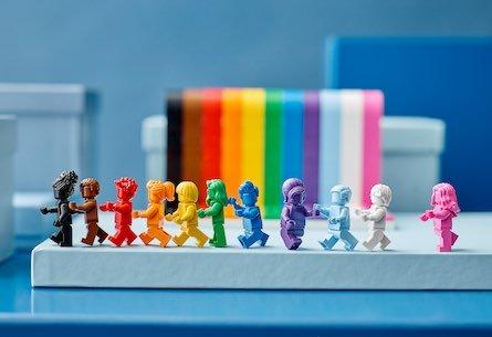 LGBT+ LEGO