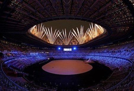Tokyo Olympics Architecture