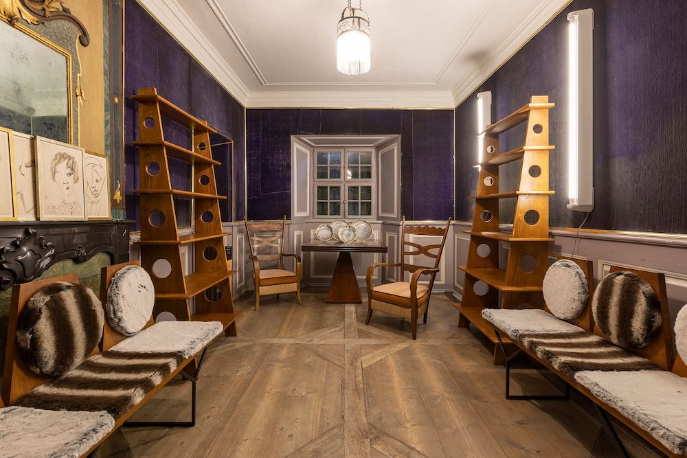 Galleria Rossella Colombari @ NOMAD St. Moritz 2021.